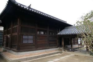 吉備津神社御釜殿
