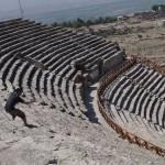 ヒエラポリスの劇場(トルコ)